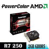 【Powercolor撼訊】AXR7 250 2GBD5-HE/OC 顯示卡