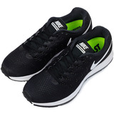 NIKE 男 AIR ZOOM PEGASUS 33 黑白 831352001