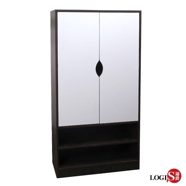 邏爵LOGIS-凱斯達七層鞋櫃60*30*高120(CM)  衣櫃 置物櫃 書櫃 收納櫃