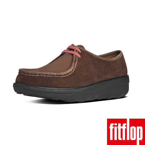 FitFlop LOAFF LACE-UP MOC