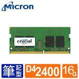 Micron Crucial NB-DDR4 2400/16G RAM