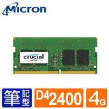 Micron Crucial NB-DDR4 2400/4G RAM