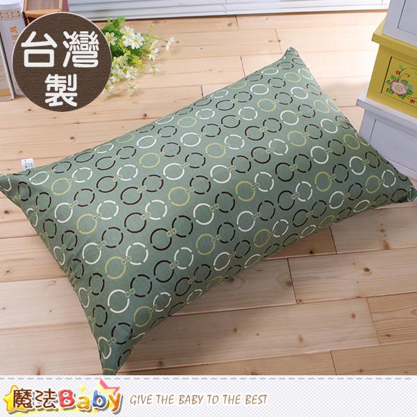 魔法家居 枕套 製純棉枕頭套 2個一組  id61~31_a05