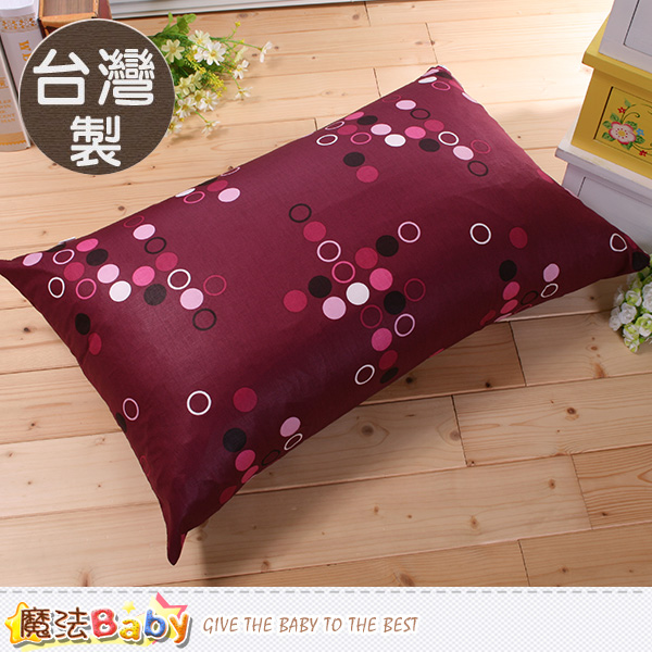 魔法家居 枕套 製純棉枕頭套 2個一組  id61~31_a06