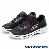 SKECHERS (男) 健走系列 GO Walk 3 - 54050BKW