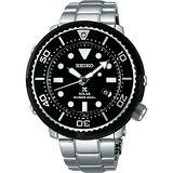 SEIKO 精工 Prospex SCUBA 鮪魚罐頭太陽能限量腕錶 V147-0AX0D(SBDN021J)