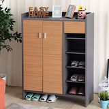 【EASY HOME】高台置物鞋櫃可收納28雙鞋