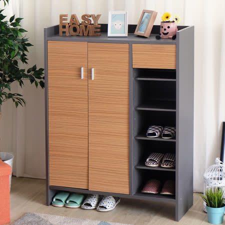 EASY HOME 高台置物鞋櫃