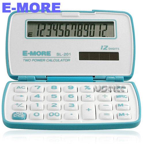 【E-MORE】蜜糖國家考試專用袖珍計算機 SL-201
