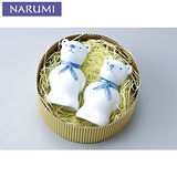 NARUMI 日本鳴海骨瓷小熊胡椒、鹽罐禮盒 (40055-31498)