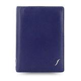 FILOFAX BOSTON波世頓系列 口袋型薄型萬用手冊(小)-紫羅蘭