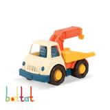 【美國B.Toys感統玩具】道路救星拖車 WW系列