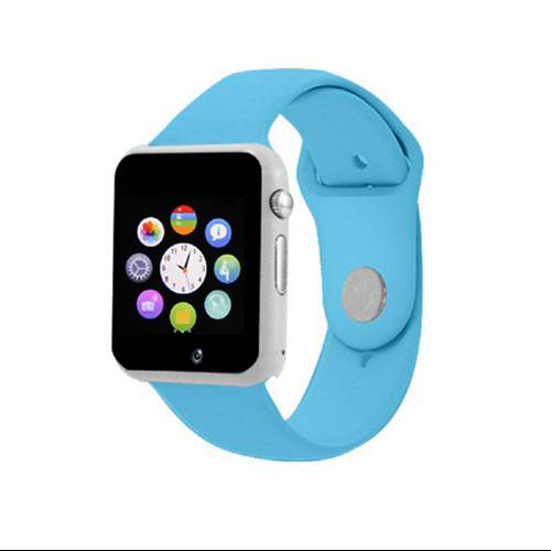 IS愛思藍牙智慧通話手錶SW-07藍