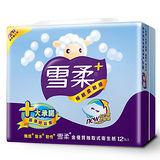 【雪柔】金優質抽取式衛生紙(100抽*12包*6串)/箱