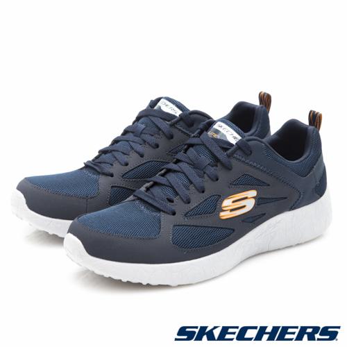 SKECHERS (男) 運動系列 Burst - 52102NVOR