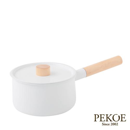 Kaico-琺瑯單手鍋(18cm)