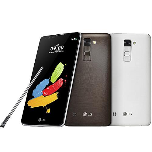 LG Stylus II