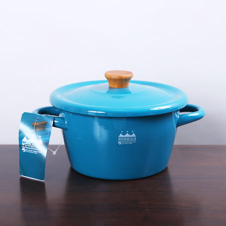 CB Japan 北歐琺瑯雙耳湯鍋