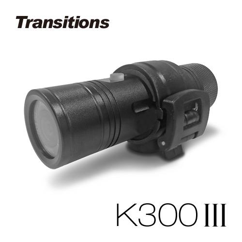 全視線 K300 III 三代 超廣角170度 1080P 機車行車記錄器(單機)