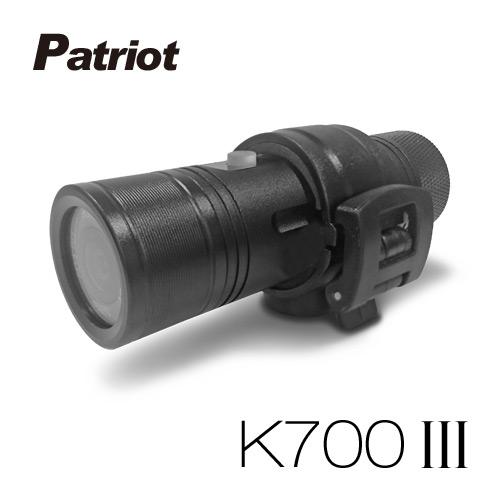 愛國者 K700 III  超廣角170度 1080P 機車行車記錄器