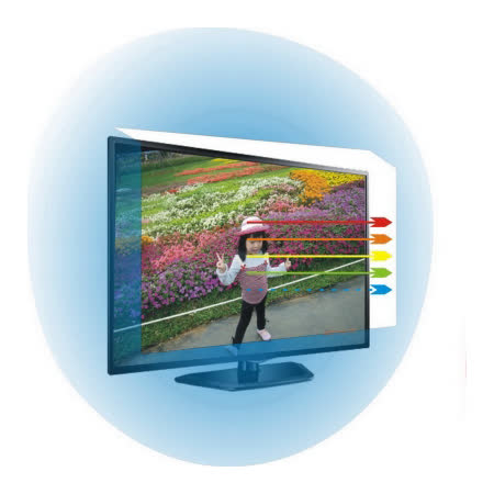 48吋[護視長]抗藍光液晶電視護目鏡JVC A2款 -friDay購物