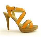 GEOX - D IVANA SAND C 涼鞋 羊皮 合成皮