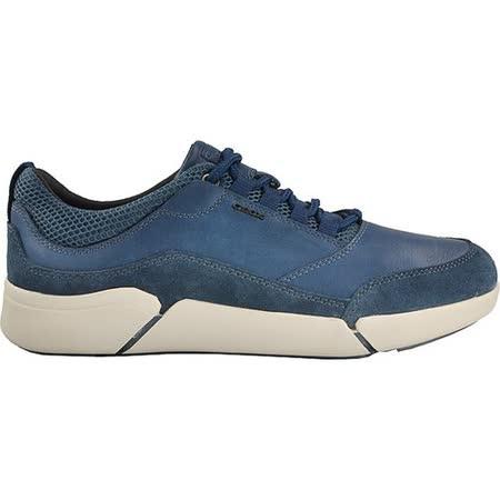GEOX  牛皮彈性運動鞋