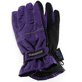 Lavender-防風防水手套SLG-02紫