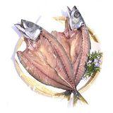 好神 灰干熟成挪威鯖魚一夜干5尾組 (300g+-10%/尾 1尾/包 5包)