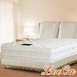 LooCa風華絕頂四線獨立筒床墊-雙人5尺