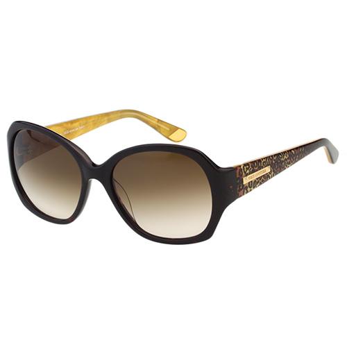 Juicy Couture 豹紋 太陽眼鏡 (咖啡色)JUC567S