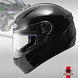 【ZEUS瑞獅 ZS-811素色 全罩安全帽】小帽體|輕量化│內襯全可拆洗|重機騎士愛用