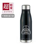 日本Skater不鏽鋼保溫曲線瓶(400ml)星際大戰