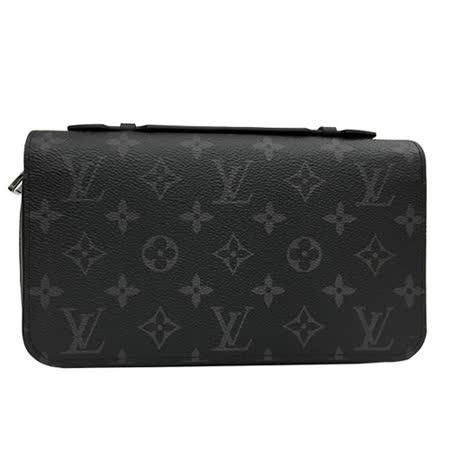 Louis Vuitton  黑色限量護照手機長夾