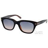 TOM FORD太陽眼鏡 007丹尼爾克雷格電影配戴款(黑棕) #TOM0237 05B