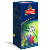 (買一送一)瑞斯頓Riston 樂園花香綠茶1.5g*25入