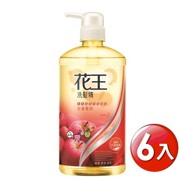 花王 洗髮精-兒童專用 (750mlx6入)