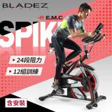 【BLADEZ】951C-SPIKE-RE.MC雙合金程控飛輪健身車