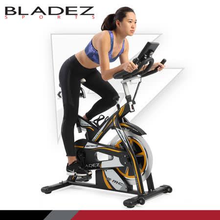 【BLADEZ】951C-SPIKE- Y E.MC雙合金程控飛輪健身車