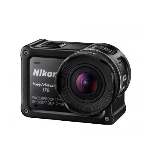 Nikon KeyMission 170 運動攝影機(公司貨)