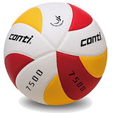 CONTI 7500系列 5號日本頂級超細纖維貼布排球 V7500-WYR