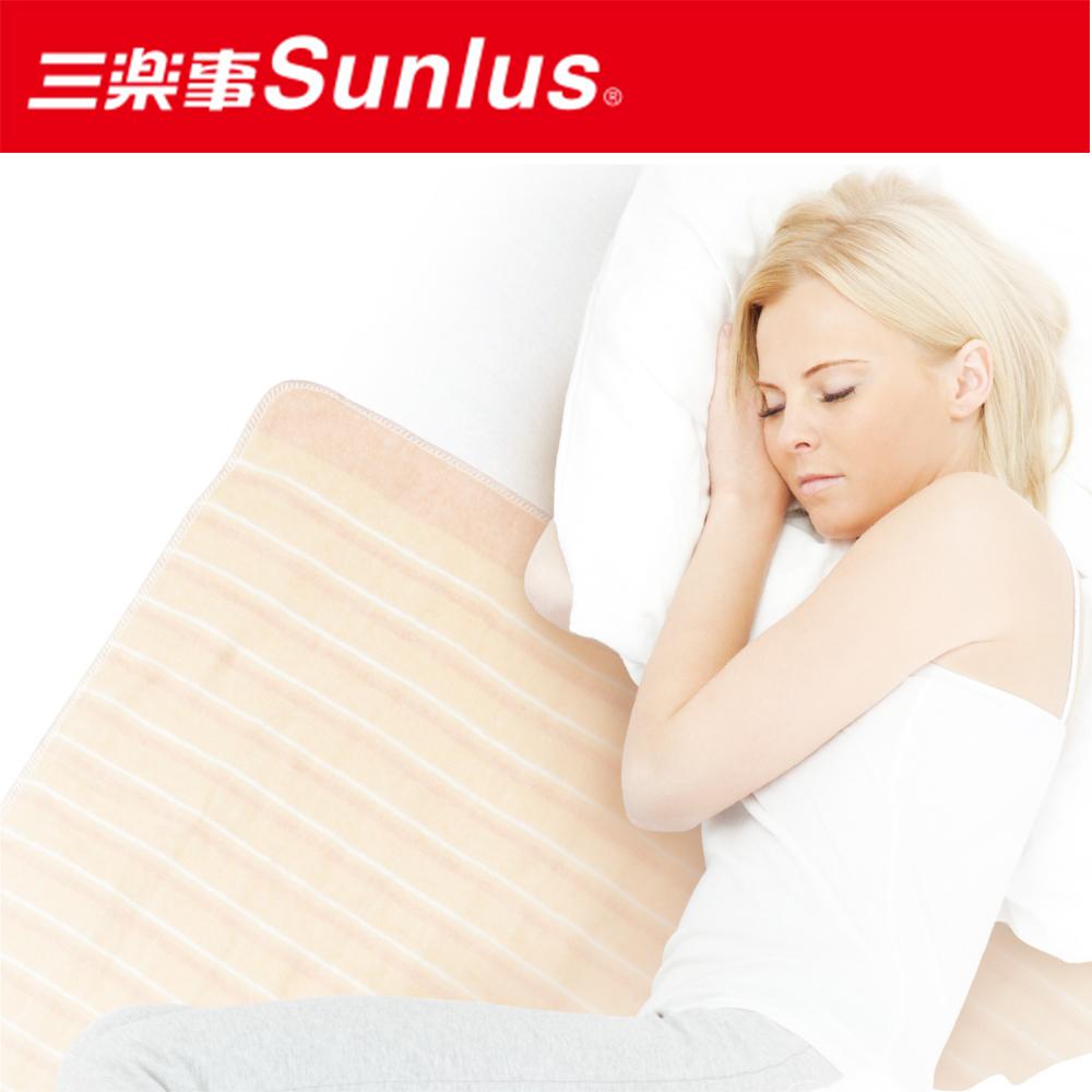 Sunlus三樂事輕薄單人電熱毯