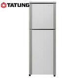 【TATUNG大同】140L一級能效雙門冰箱TR-B240S-GS