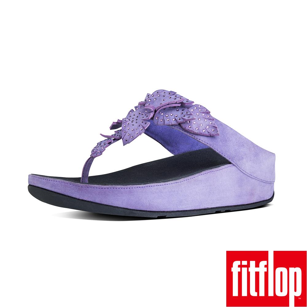 FitFlop - (女款)TROPICO TOE-THONG SANDAL-紫羅蘭