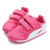PUMA (大童) 經典復古鞋 粉白 36126203