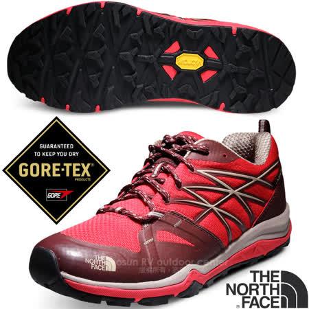 美國 The North Face 女款 GORE-TEX登山鞋