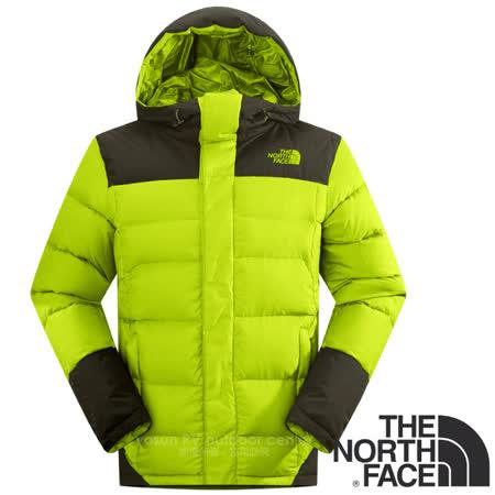 The North Face 男款 極地超輕保暖鵝絨外套