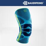 Bauerfeind 德國 頂級專業護具 Knee Support 機能款 膝寧護膝- 藍色