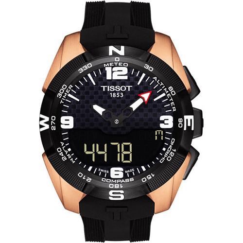 TISSOT 天梭 T 鈦金屬NBA特別版腕錶