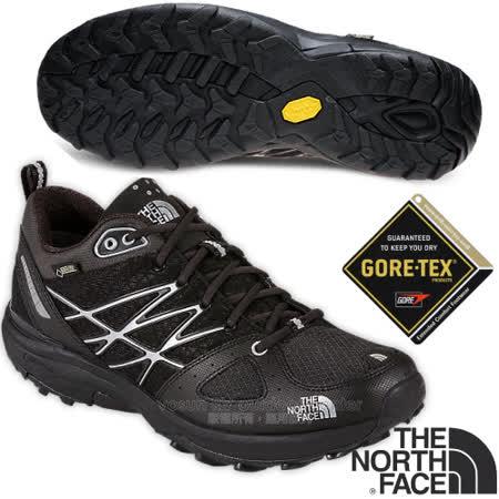 美國 The North Face 男款 防水透氣輕量登山鞋